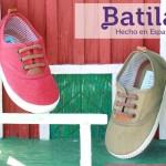 zapatos infantiles batilas